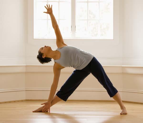 База йога тренировок для