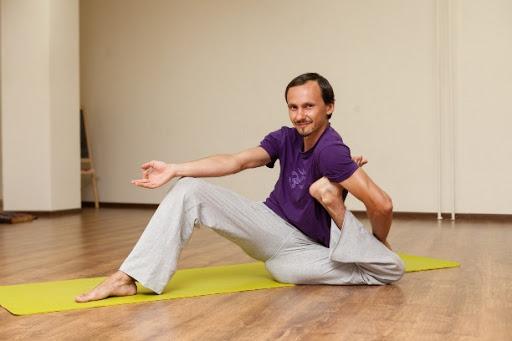 Силовая медитация