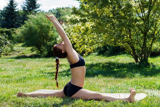 Реабилитация с помощью йоги