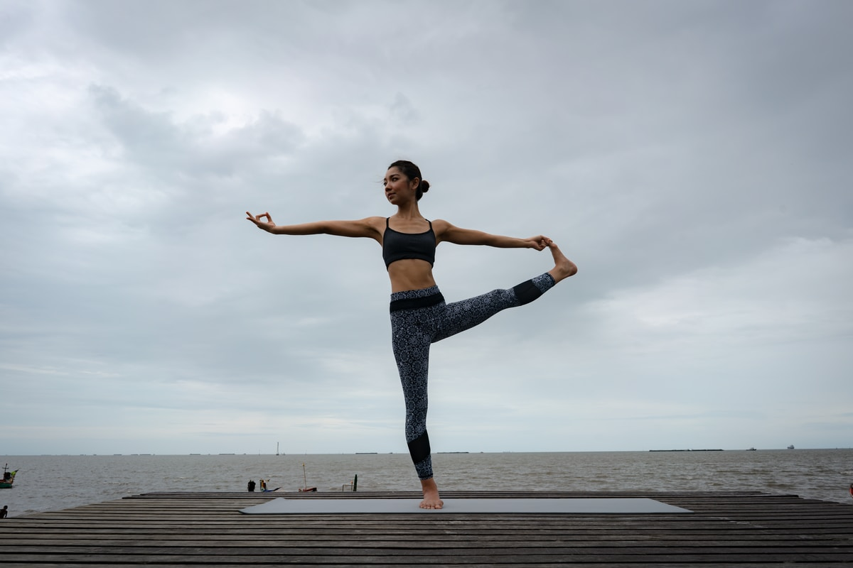 Терапевтический йога комплекс для спины