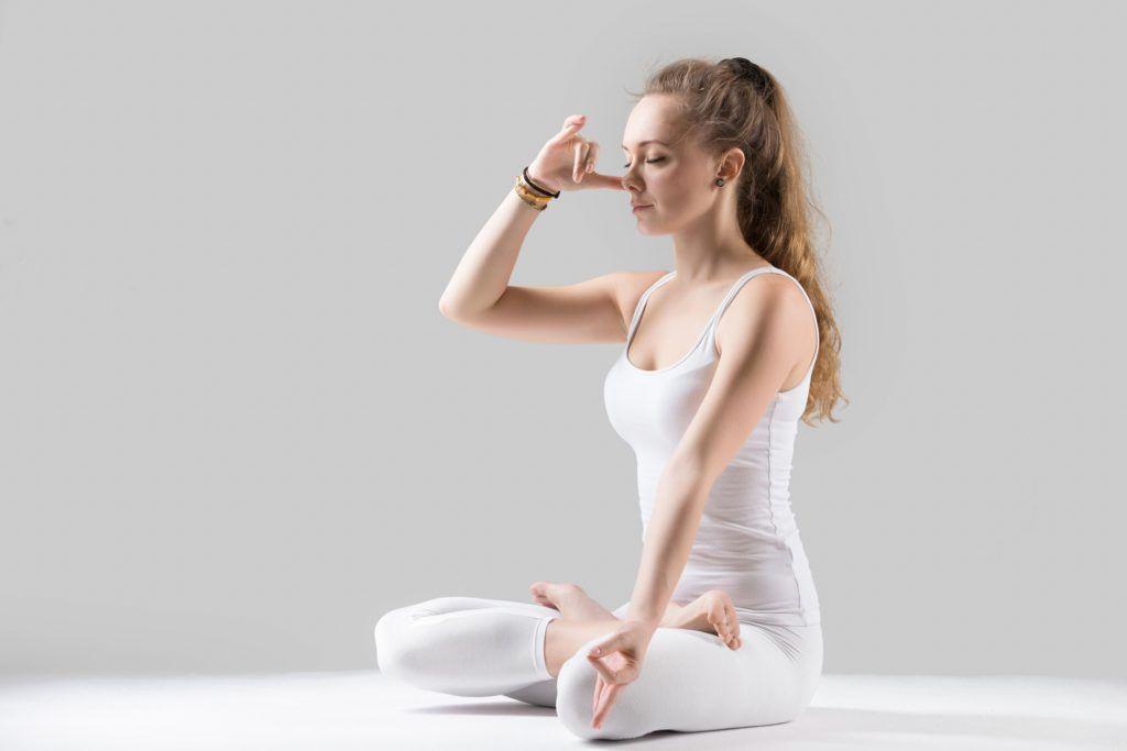 Йога-терапия системы дыхания