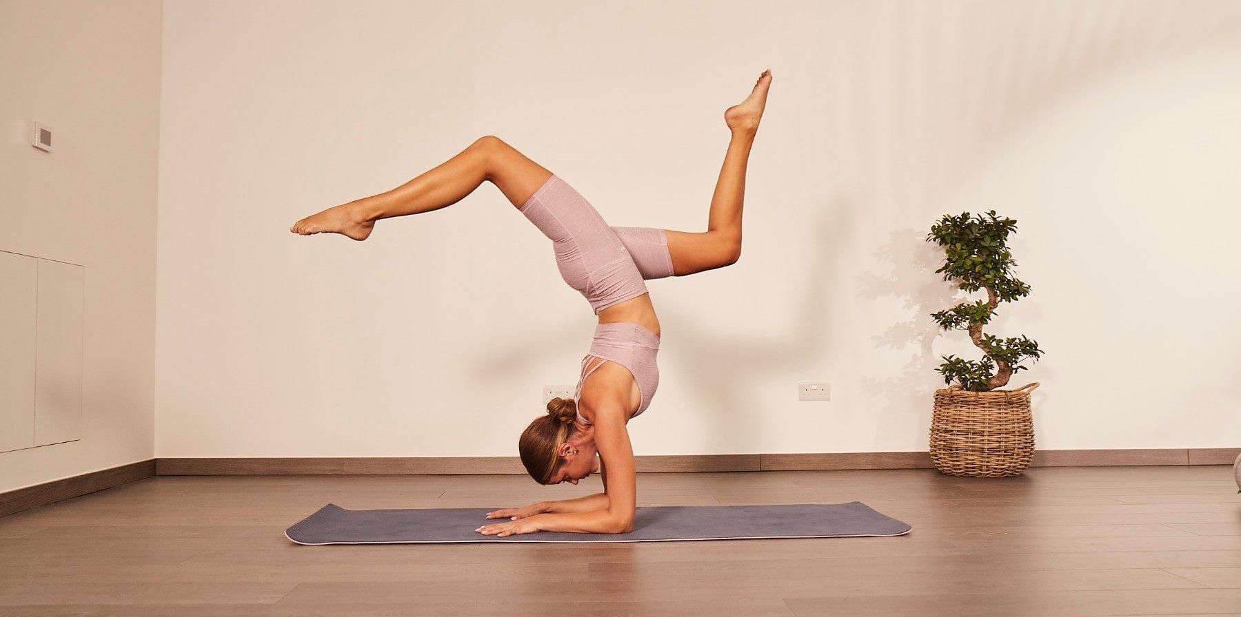 Тренировочные сеты по йоге