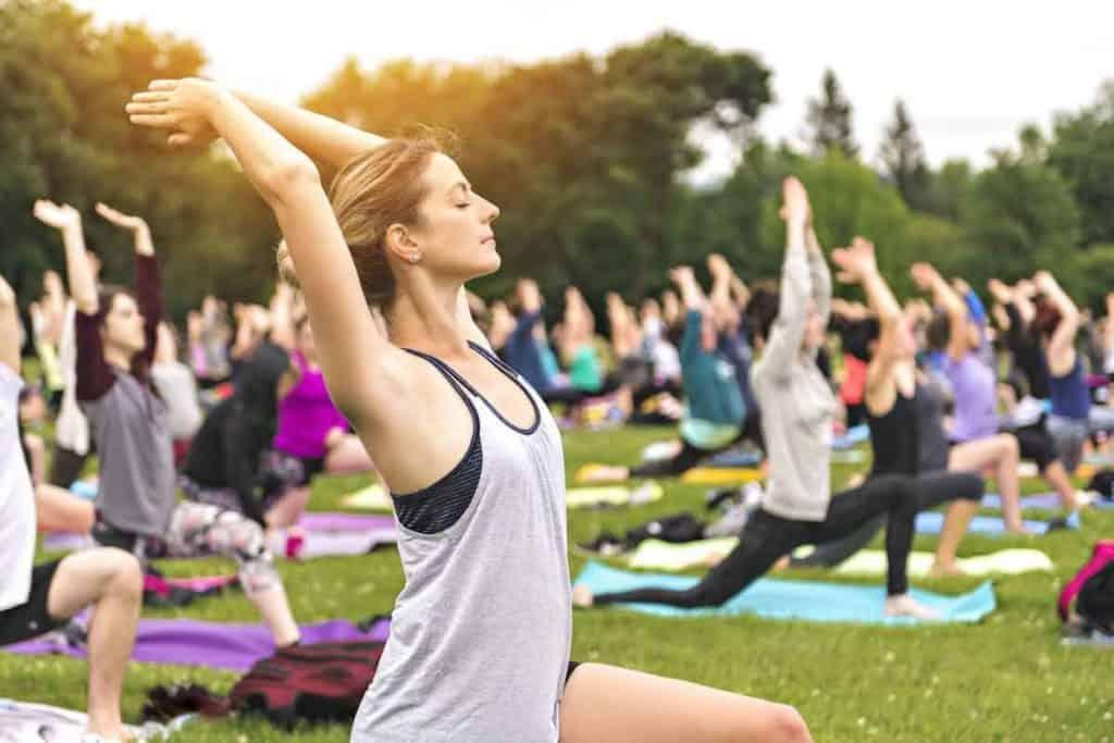 Бесплатные тренировки по йоге онлайн