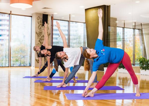 Лучшая онлайн студия йоги