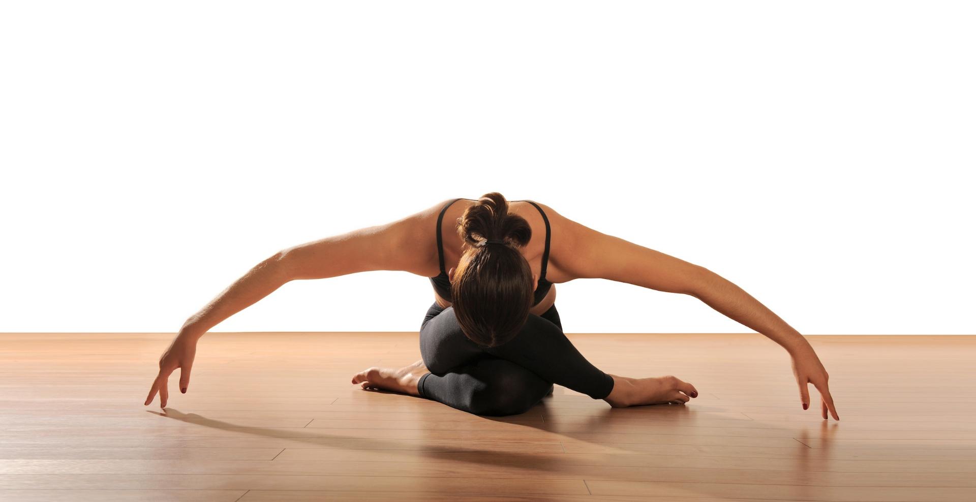Йога для спортсменов видео