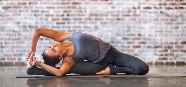 Йога подготовка для спортсменов