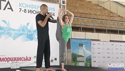 Йогаспорт – возникновение, типы соревнований, опасности | Андрей Сидерский. День мастер-классов.