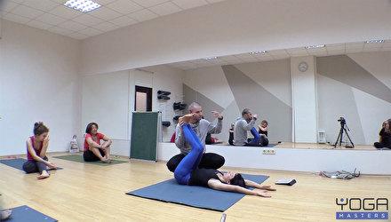 Курс для начинающих «Вход в практику по Yoga23FiT» | Занятие пятое