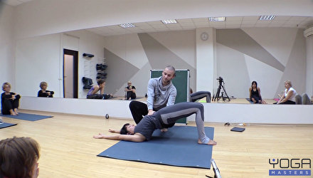 Курс для начинающих «Вход в практику по Yoga23FiT» | Занятие четвёртое