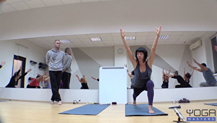 Курс для начинающих «Вход в практику по Yoga23FiT» | Занятие второе
