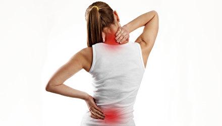 Комплекс от боли в спине и шейном отделе (не вставая с рабочего места)